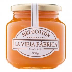 Crema de melocotón La Vieja Fábrica 350 g.