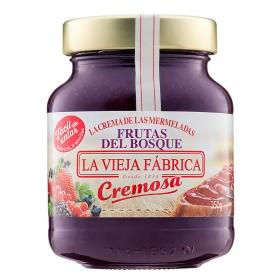 Crema de frutos del bosque La Vieja Fábrica 350 g.