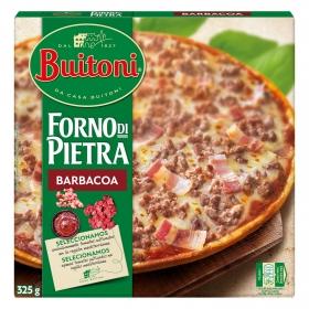 Pizza Forno di Pietra barbacoa Buitoni 325 g.