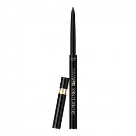 Eyeliner super liner GelMatic nº 001 L'Oréal 1 ud.