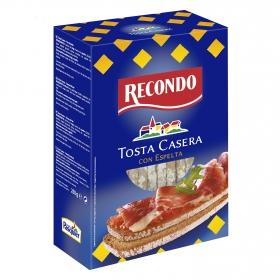 Tosta casera Recondo 250 g.