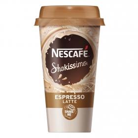 Café latte espresso Nescafé Shakissimo 190 ml.