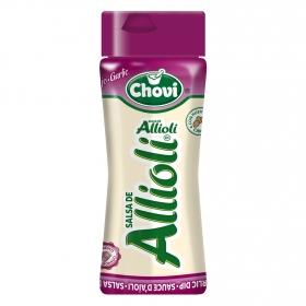Salsa alioli Chovi envase 250 ml.