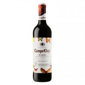 Vino D.O. Rioja tinto ecológico Campo Viejo 75 cl.