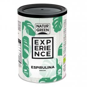 Espirulina en polvo ecológica Naturgreen 175 g.