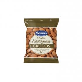 Almendras crudas con piel ecológicas Medina 100 g.