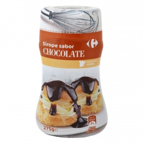Sirope sabor chocolate