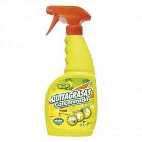 Quitagrasas Biogras spray concentrado limón