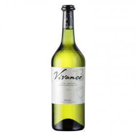 Vino D.O. Rioja blanco tempranillo Vivanco 75 cl.