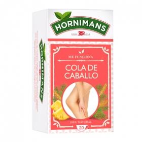 Cola de caballo en bolsitas Hornimans 20 ud.