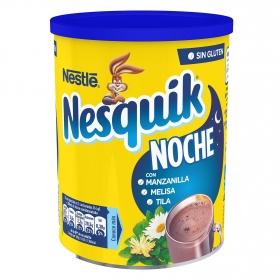 Cacao soluble instantáneo Nestlé Nesquik sin gluten 400 g.