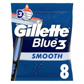 Desechable Gillette-Blue 3 8 ud.