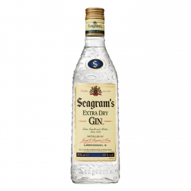 Ginebra Seagram's extra 70 cl.