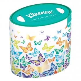 Caja de pañuelos Oval