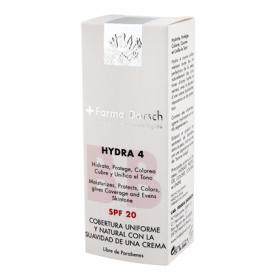 Tratamiento BB: Crema Hidratante SPF 20 con Color Hydra 4 - 50 ml.
