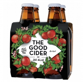 Sidra The Good Cider pack de 4 botellas