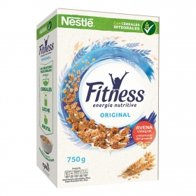 Cereales línea Fitness