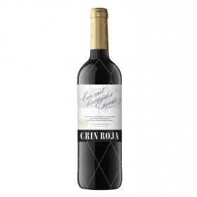 Vino de la Tierra de Castilla Cabernet Sauvignon Syrah tinto Crin Roja 75 cl.