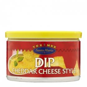 Salsa de queso Santa María tarro 250 g.