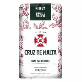 Yerba mate Cruz Malta 1 kg.