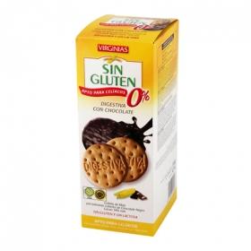 Galleta de chocolate Digestiva - Sin Gluten