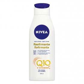 Loción corporal Reafirmante para piel normal Nivea 400 ml.