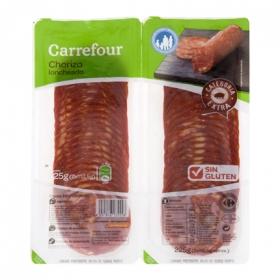 Chorizo extra en lonchas - Sin Gluten
