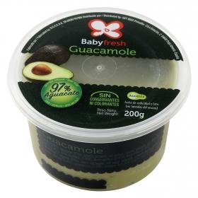 Guacamole Baby Fresh tarrina 200 g