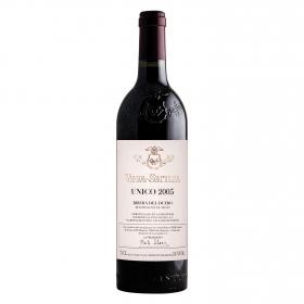 Vino D.O. Ribera del Duero tinto Único Vega Sicilia 75 cl.