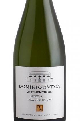 Dominio de la Vega Authentique Brut Nature Cava 2015