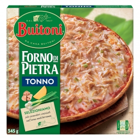 Pizza al Forno Di Pietra Toscana de Atún Buitoni 360 g.
