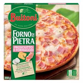 Pizza Forno Di Pietra Jamón y Queso Buitoni 350 g.