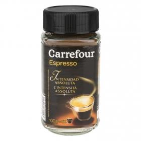 Café soluble natural espresso intenso