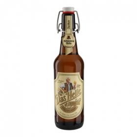 Cerveza Schwaben Bräu Das Helle botella 50 cl.