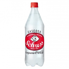Gaseosa Schuss sin calorías botella 1 l.