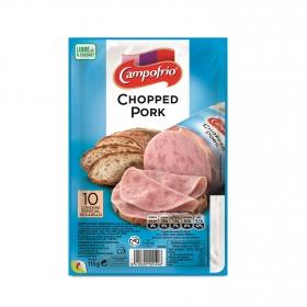 Chopped pork Campofrío sin gluten 115 g.
