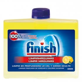 Limpiamáquinas aroma limón Finish 250 ml.