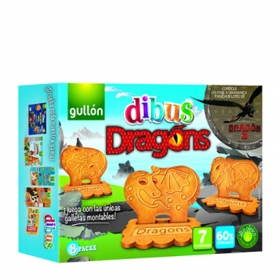 Galletas Dibus Dragons