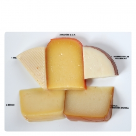 Surtido quesos