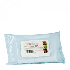 Toallitas para la higiene en caso de hemorroides
