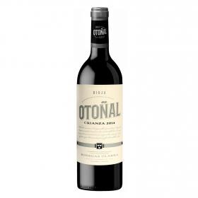 Vino D.O. Rioja tinto crianza