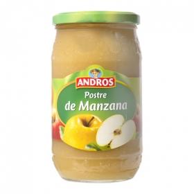 Compota de manzana Andros 750 g.