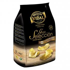 Patatas fritas Vicente Vidal sin gluten 165 g.