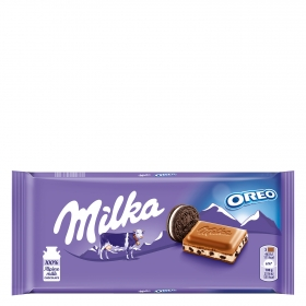 Chocolate Oreo Milka 100 g.