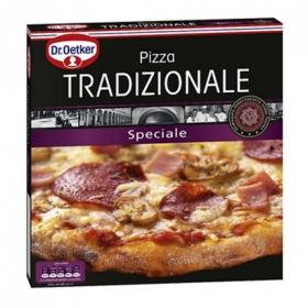 Pizza Tradizionale Speciale