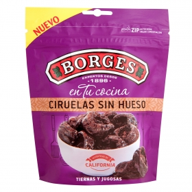 Ciruelas sin hueso Borges 150 g.
