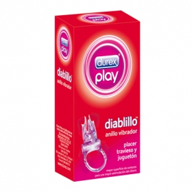 Play Estimulador Anillo Vibrador Diablillo