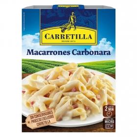 Macarrones carbonara Carretilla 325 g.
