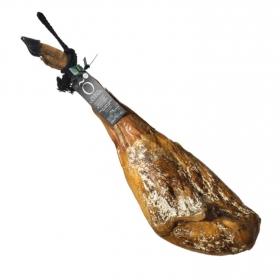 Jamón cebo ibérico 50% raza ibérica Señorío de Olivenza pieza 6,7 Kg aprox