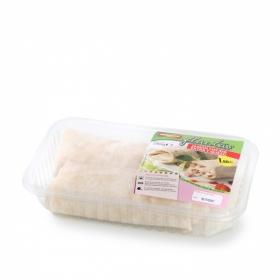 Flautas de jamón cocido extra y queso Carrefour 280 g